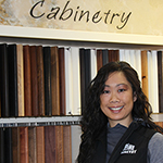 Kimberly Swanson, Interior Designer, Project Manager, Sales