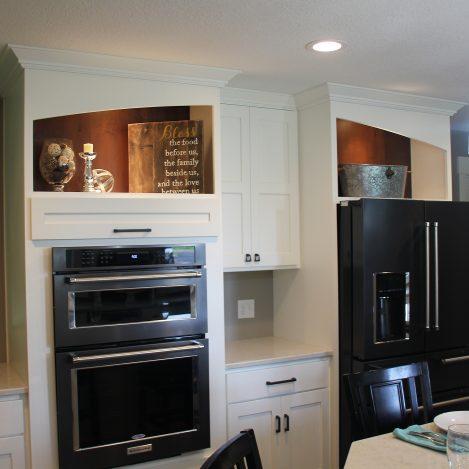 Modern Shaker White Kitchen